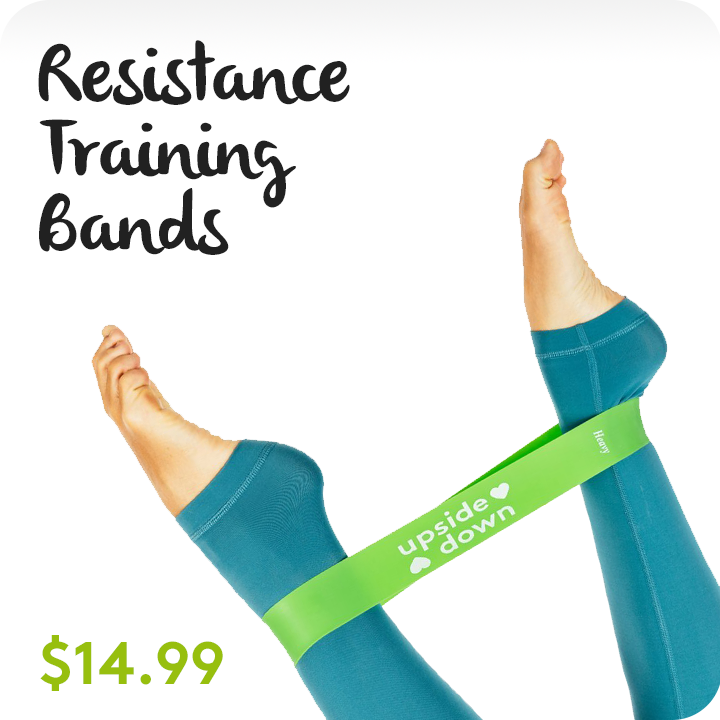 FeetUp® Resistance Bands