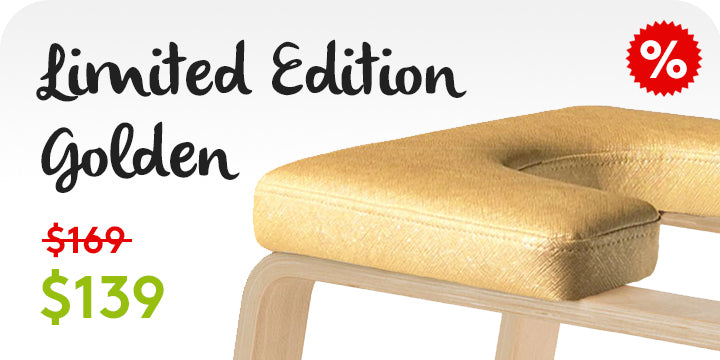 FeetUp® Trainer - Classic, Golden Edition (Limited)