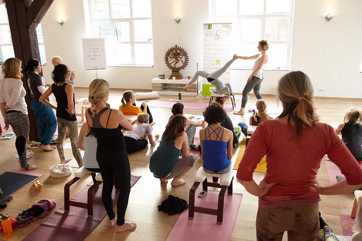 First US Teacher Training - April 5-7th, California