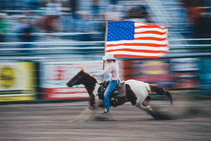 Feb 25th - Fly to world's most exciting cowboys event The Americans at AT&T Stadium