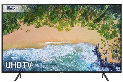 Samsung UE49NU7100 49-Inch 4K Ultra HD Certified HDR Smart TV - Charcoal Black
