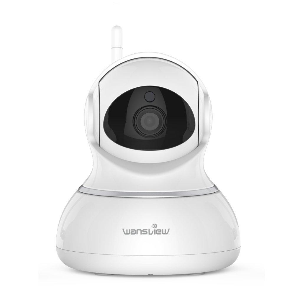 Wireless IP Camera, WiFi Home Security Surveillance Camera - Spend Bitcoin