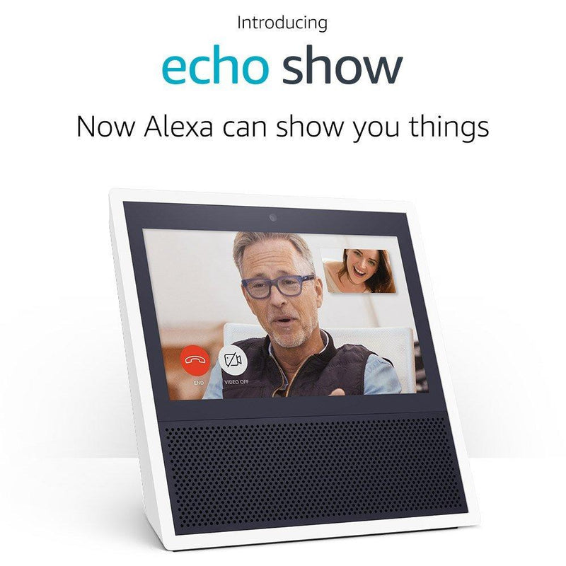 Echo Show - Spend Bitcoin