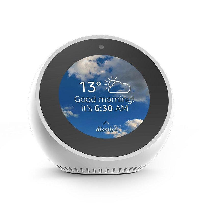 Echo Spot - Spend Bitcoin