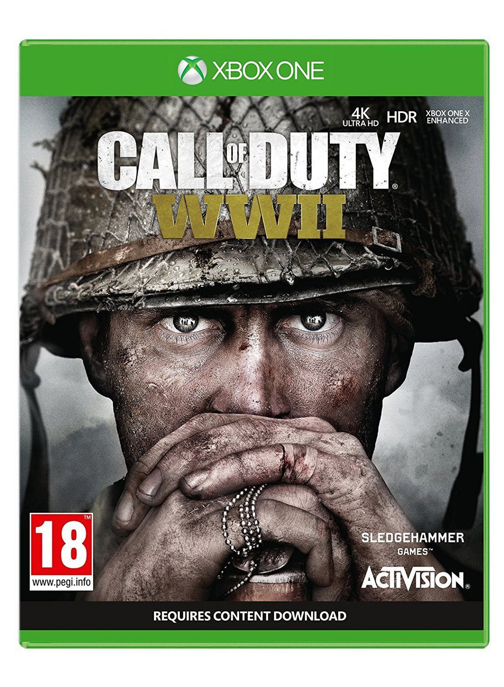 Call of Duty: WWII - Spend Bitcoin