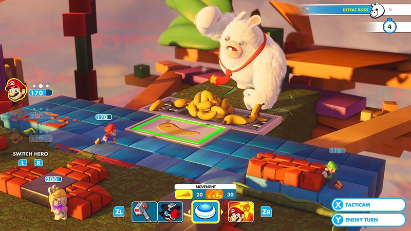 Mario + Rabbids Kingdom Battle (Nintendo Switch) - Spend Bitcoin