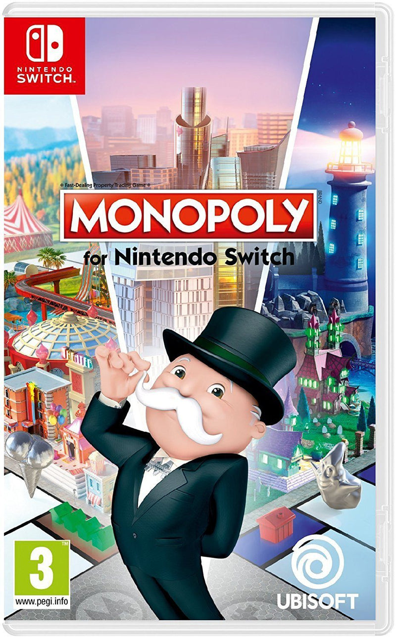 Monopoly (Nintendo Switch) - Spend Bitcoin