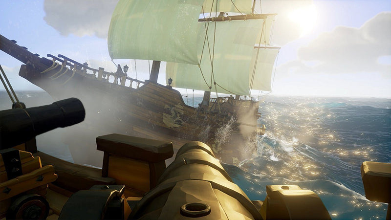Sea of Thieves - Spend Bitcoin