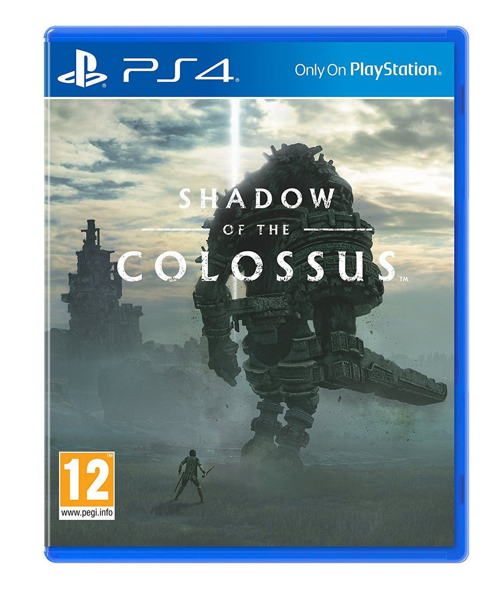 Shadow of the Colossus (PS4) - Spend Bitcoin