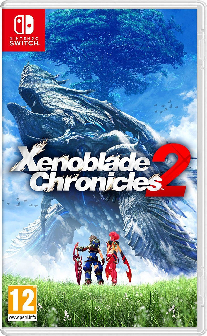 Xenoblade Chronicles 2 (Nintendo Switch) - Spend Bitcoin