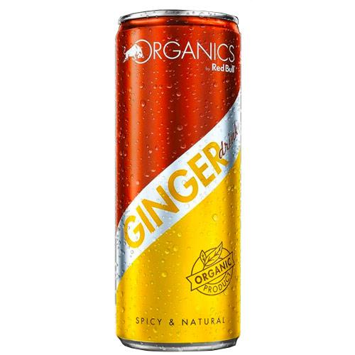RED BULL GINGER ALE EKO 25CL