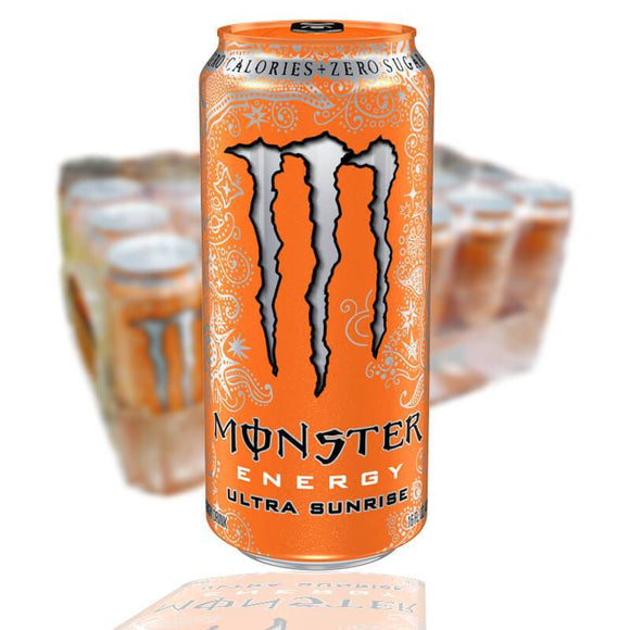 Monster Ultra Sunrise