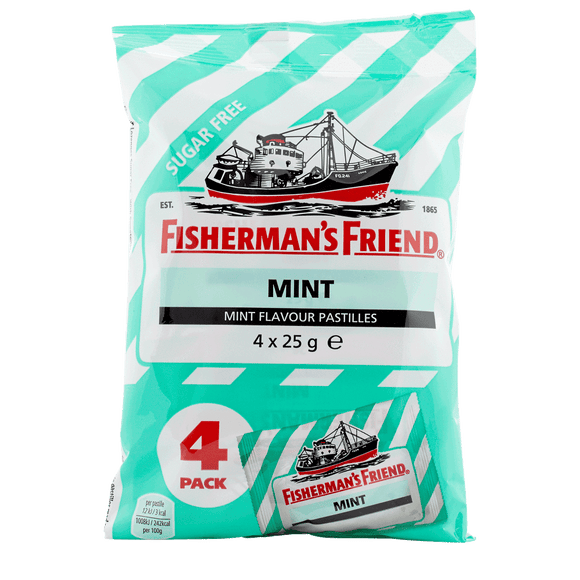 fisherman's friend Green sfre4px120