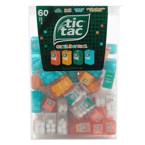 TicTac Bottle Mint 98g