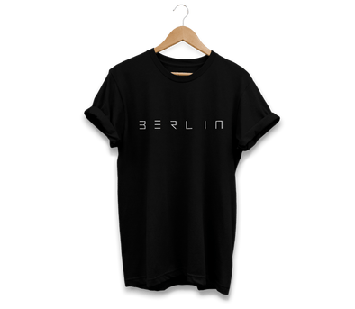 """BERLIN TECHNO"" T-Shirt"