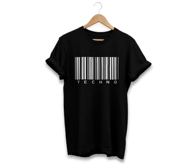 """TECHNO CODE"" T-Shirt"