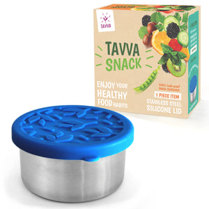Tavva® Snack Large 13.5 oz Deluxe Stainless Steel Container