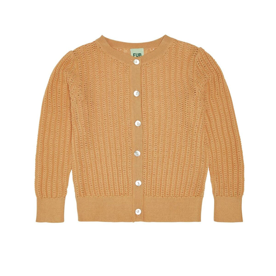 POINETLLE CARDIGAN YELLOW