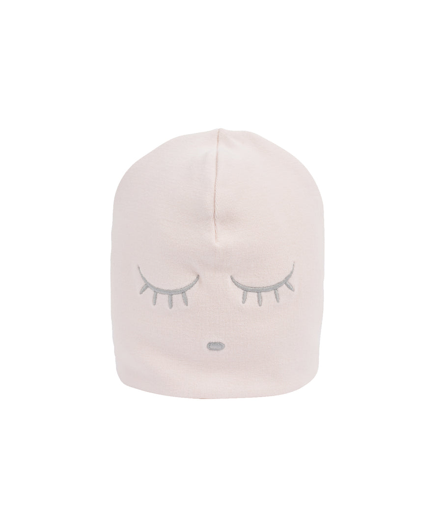 SLEEPING CUTIE LOU HAT PINK