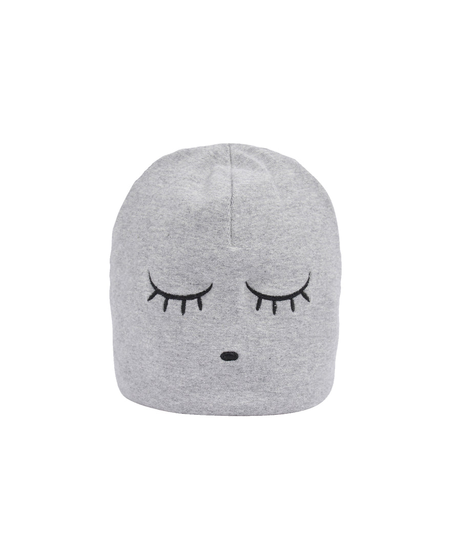 SLEEPING CUTIE LOU HAT GREY