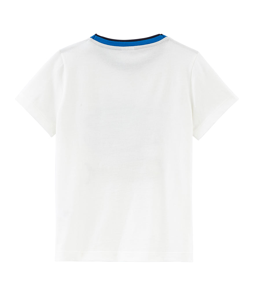 T-SHIRT MARSHMALLOW