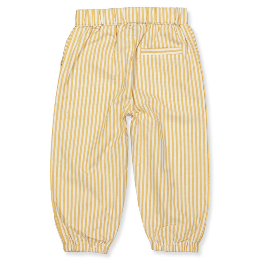 BERNED PANTS TAFFY YELLOW