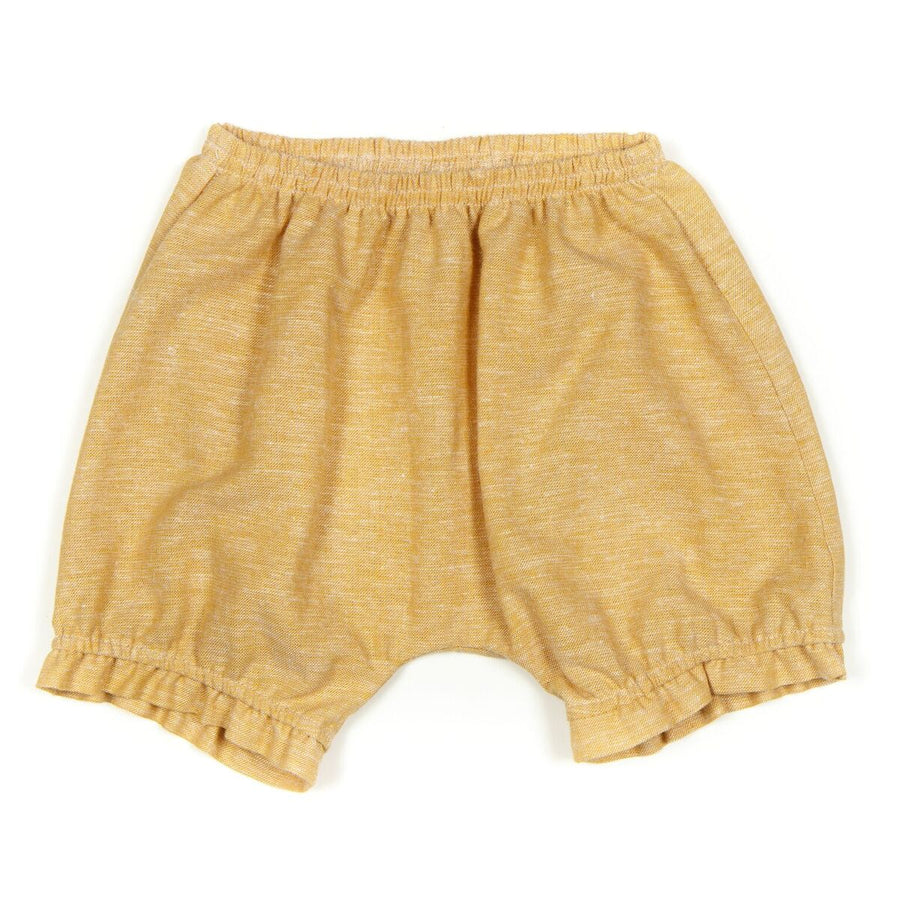 BLOOMIE SHORTS OCRE