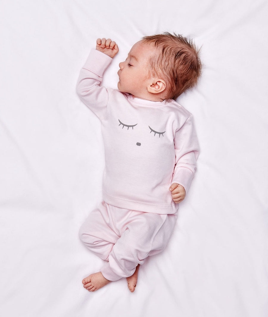 SLEEPING CUTIE 2-PIECE SET LYSEROSA