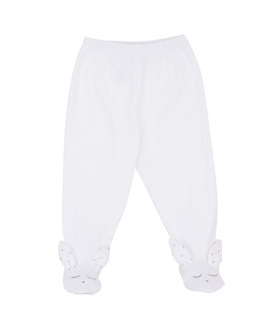 BUNNY PANTS WHITE