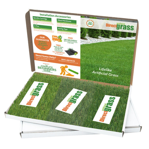 Artificial Grass Solution Sample