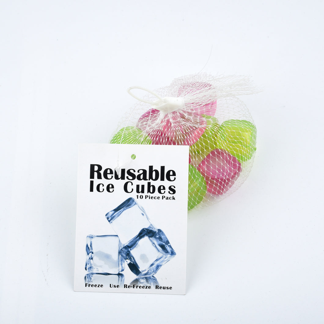 Ice Cubes Reusable 10pcs
