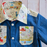 Denim & Aussies Down Under - Boys Outfit Size 3 - MillyCruze Clothing