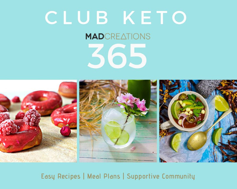 CLUB KETO 365 - Why should YOU join?