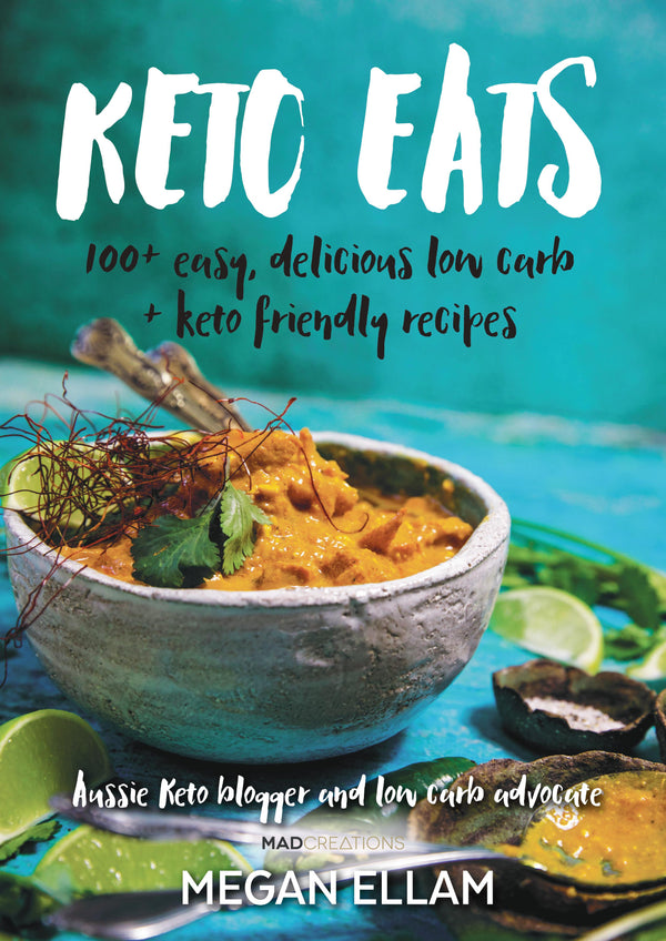 Keto Eats eBook - Digital version only
