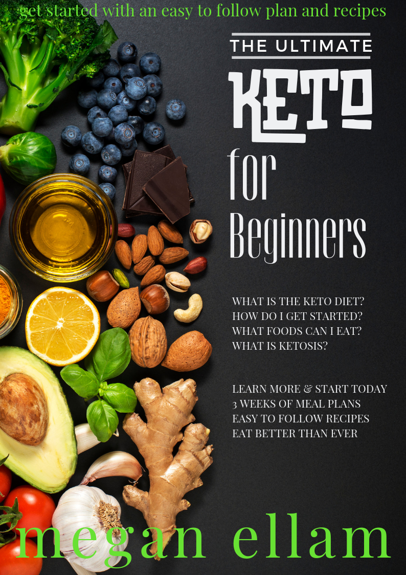 The Ultimate Keto for Beginners eBook