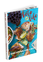 Keto Life - 4 Weeks Meal Plans & Recipes eBook