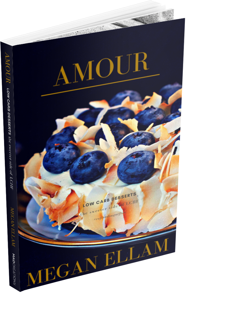 Amour - Delicious Desserts eBook