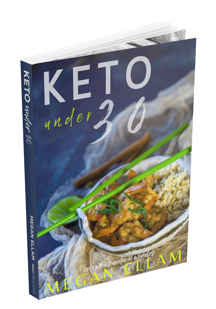 Keto Under 30 eBook