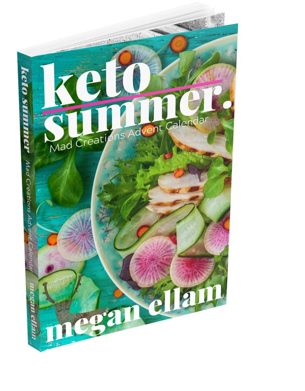 Keto Summer - Advent Calendar eBook