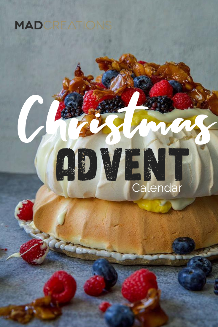 Christmas Advent Calendar + eBook