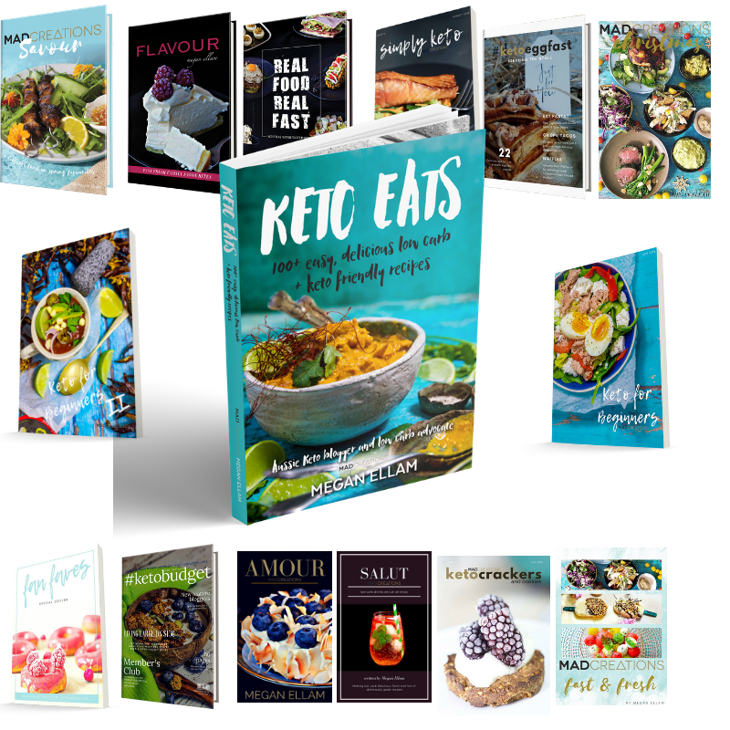 Total Keto eBook Collection