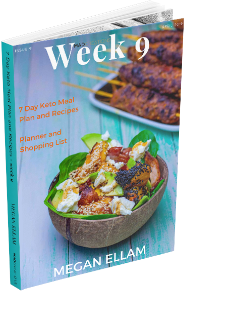 Meal Plan Series - Week 9 eBook