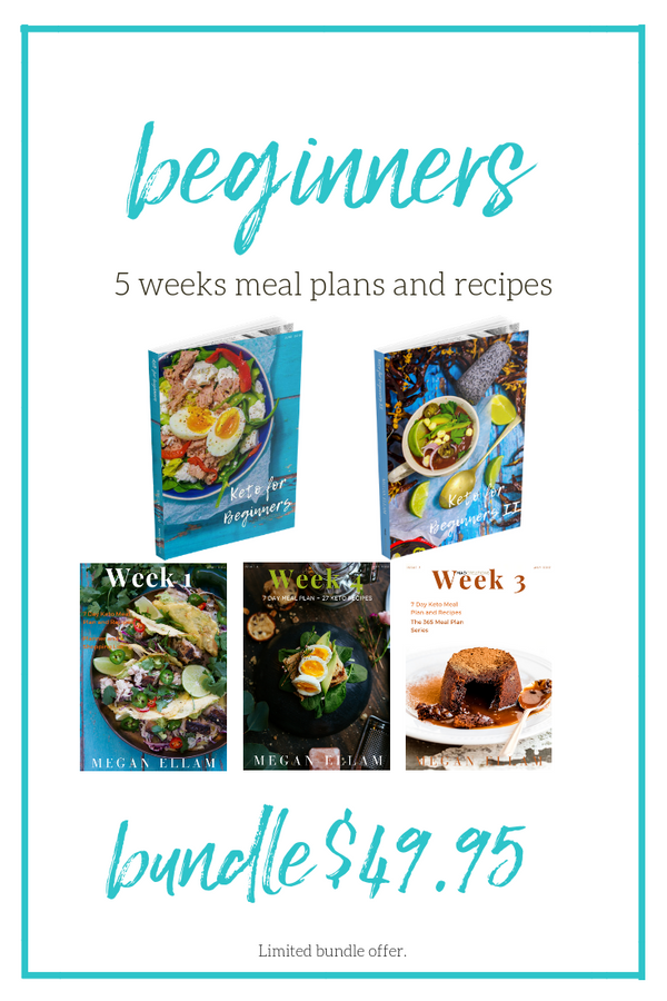 Beginner Meal Plan Bundle