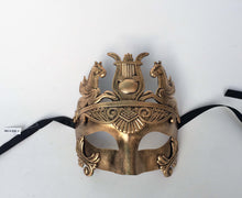Greek Style Warrior Mask without Feather