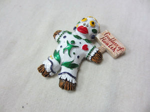 Goddess of Health Voodoo Magnet