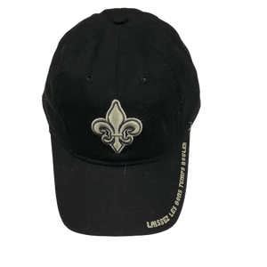 Adult Embroidered Fleur de Lis Cap - Available in Black or Green