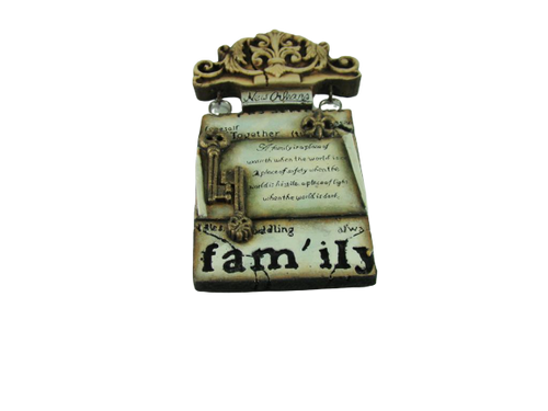 Family Quote Plaque