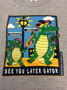 See You Later Gator Kids T-Shirt