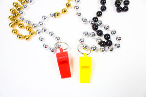 Whistle Bead (Multiple Colors)