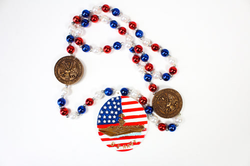 US Navy Bead